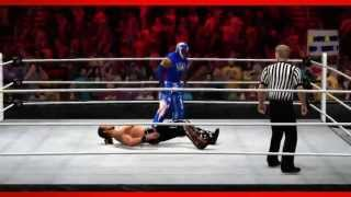 Rey Mysterio WWE 2K14 Entrance And Finisher (Official