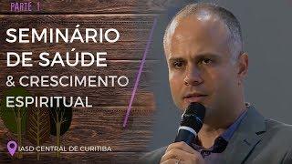 05/10/18 - Seminário de Saúde -1- Raul Souza