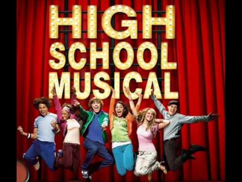What I've Been Looking For INSTRUMENTAL - Stage Song (HSM)