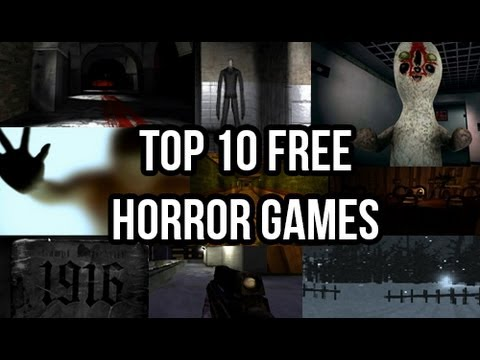 free horror online games