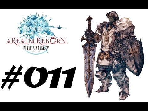 Final Fantasy XIV A Realm Reborn Part 011 - It's Probably Pirates