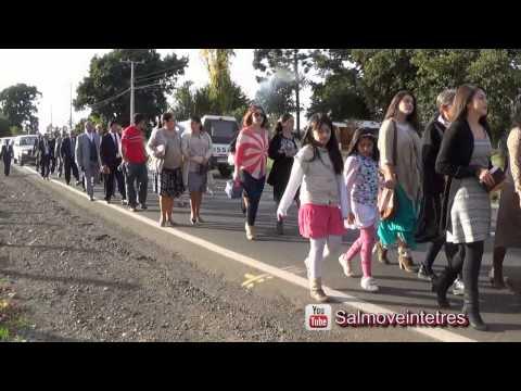 Punto de Predicación en Quiriquina (interior de chillan) Sábado en la tarde