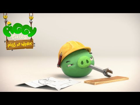 Piggy Tales - Domov sladky domov