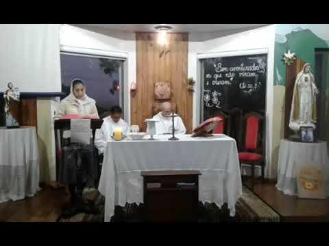Santa Missa | 29.04.2020 | Quarta-feira | Padre José Sometti | ANSPAZ