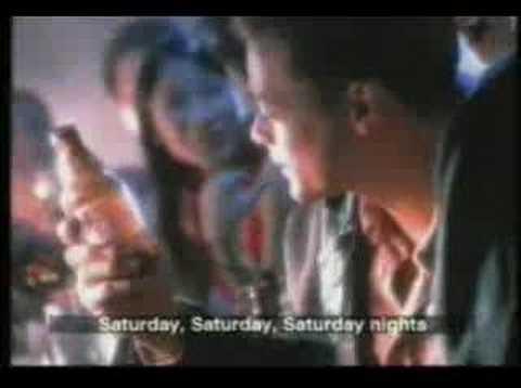 Sabado nights commercial