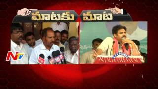War of Words: Chairman of Weavers Association vs. Pawan Ka..