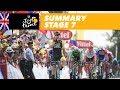 Dylan Groenewegen wins 7th stage Tour de France 2018