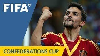 Spain 0:0 Italy a.e.t. (7:6 PSO), FIFA Confederations Cup 2013