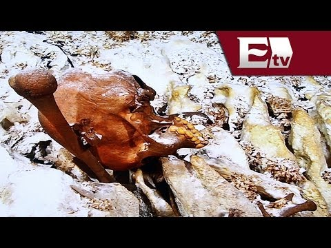INAH halla en Quintana Roo el esqueleto humano más antiguo de América/ Pascal Beltrán del Río