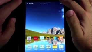 How To Delete An App On The Samsung Galaxy Tab 2 (7.0
