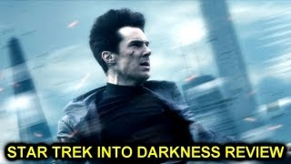 [Star Trek Into Darkness Movie Review]