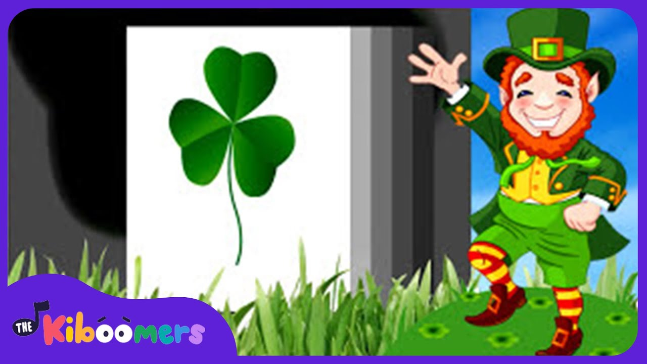 Saint Patrick's Day Song for Children | St. Patrick's Day ...