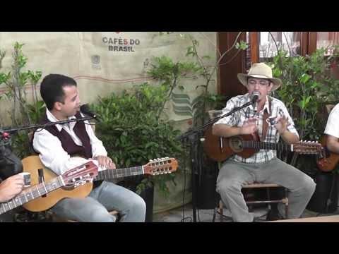 Programa Prosa, Café e Viola n 197 Ronaldo Sabino, Simões & Santana e Wilker Violeiro