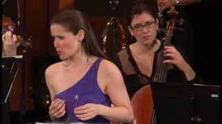 video Café Zimmermann & Sophie Karthäuser - W.A. Mozart