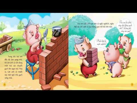 Ba chú lợn con - Truyện ngụ ngôn cho trẻ em | BiBi Talk