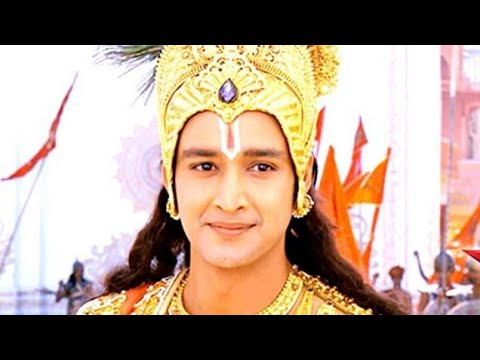 Saurabh jain krishna in Mahabharat fame an interview with Bansal news