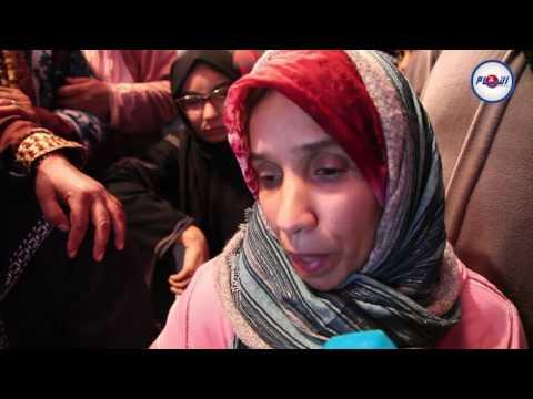 والدة أحد ضحايا فاجعة سيدي قاسم: ولدي لي مات عرفتو غير من الكاشكول