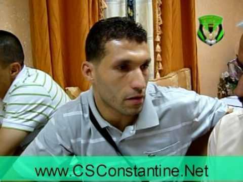 Interview avec Benkedjoun, le joueur du CSC