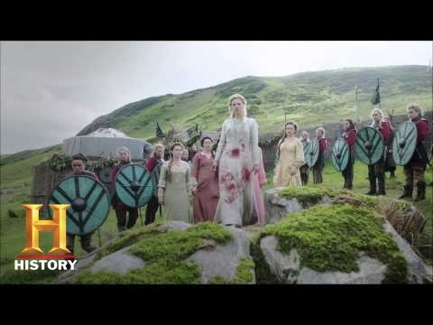 Vikings Season 4: Official #SDCC Trailer (Comic-Con 2015),