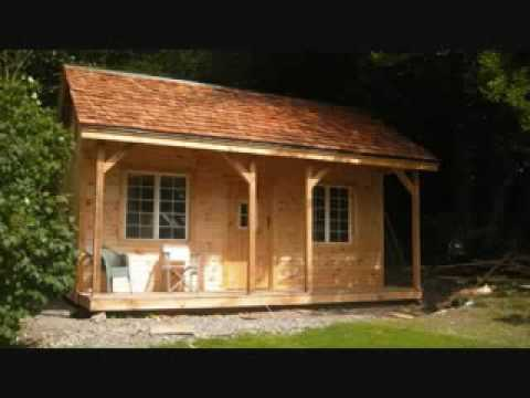 Jamaica Cottage Shop 16x20 Vermont Cottage Kit Youtube