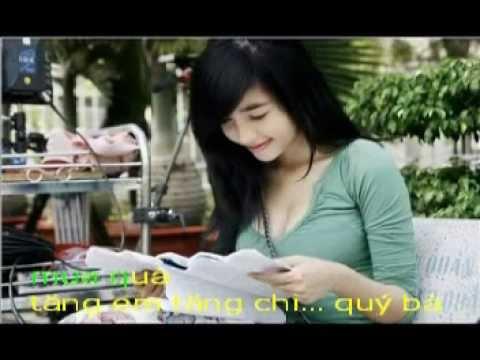 HOM NAY MONG TAM THANG BA - Pho nhac HAI ANH  Karaoke  clip 2