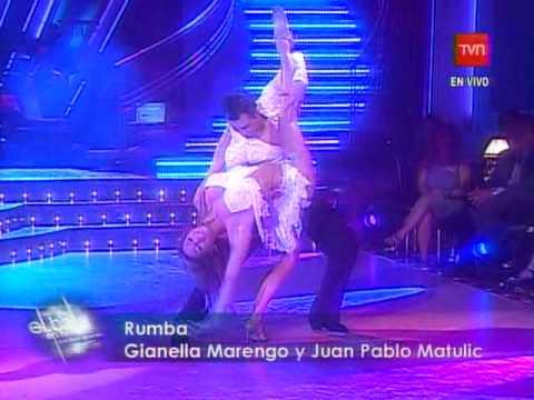 Gianella Marengo y Juan Pablo Matulic - Rumba