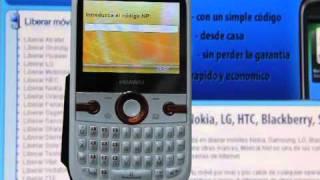 Liberar Huawei G6620, Desbloquear Huawei G6620 De Vodafone