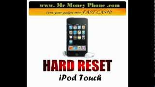 HARD RESET IPod Touch Wipe Data Master Reset (RESTORE To
