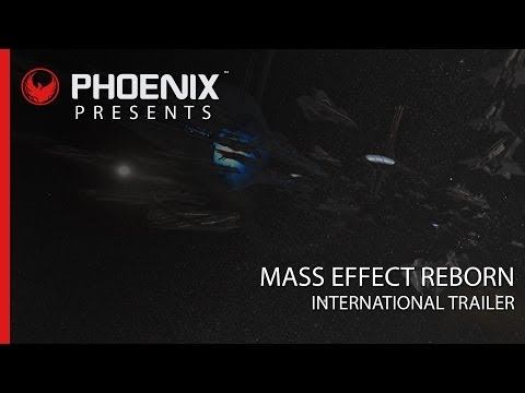 Mass Effect Reborn - International Trailer ᴴᴰ