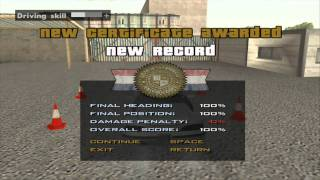 GTA: San Andreas Driving School (Back To School) (HD