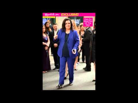 'The View' Rosie O'Donnell Will Be Announced As New Host At TCAs