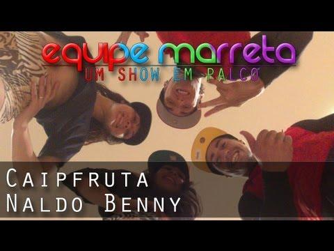 Caipifruta - Naldo Benny | Coreografia Professor Jefin