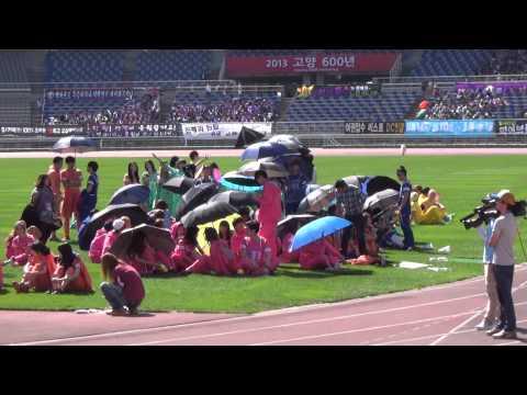 20130903 Miss A Suzy @ Idol Sports Athletics Championships