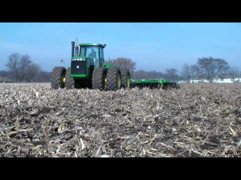 John Deere 2623 Vertical Tillage