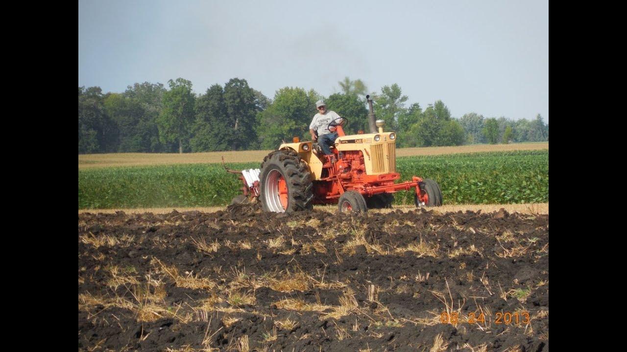 Case Vac Plowing : Case ih s plowing plus john deere