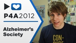 The Alzheimer's Society #P4A