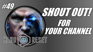 [Shout out for your channel #49- Hard Reset gameplay! (PC gam...] Video