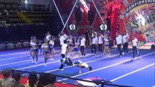 """ALL STARS CHEERLEADERS CHIAPAS"" (TAPACHULA)"