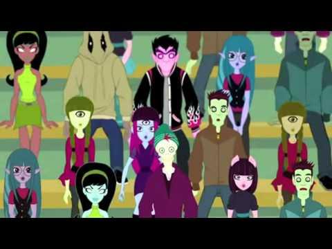 2 sezon 1   5 seriya SHkola monstrov Monster Haj   Monster High 480