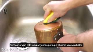 Aprende a limpiar una olla sin productos químicos