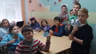 Детский Проект на кафедре в МДКЦ
