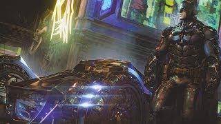 Batman: Arkham Knight Gameplay Trailer E3 2014