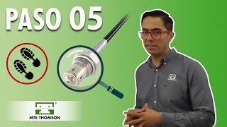 7 Pasos Sensor de Oxigeno – 05