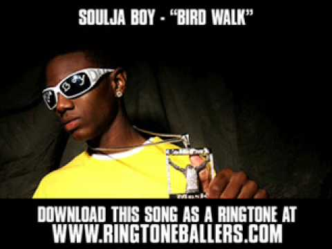 Soulja Boy - Bird Walk [New Video + REAL LYRICS!]