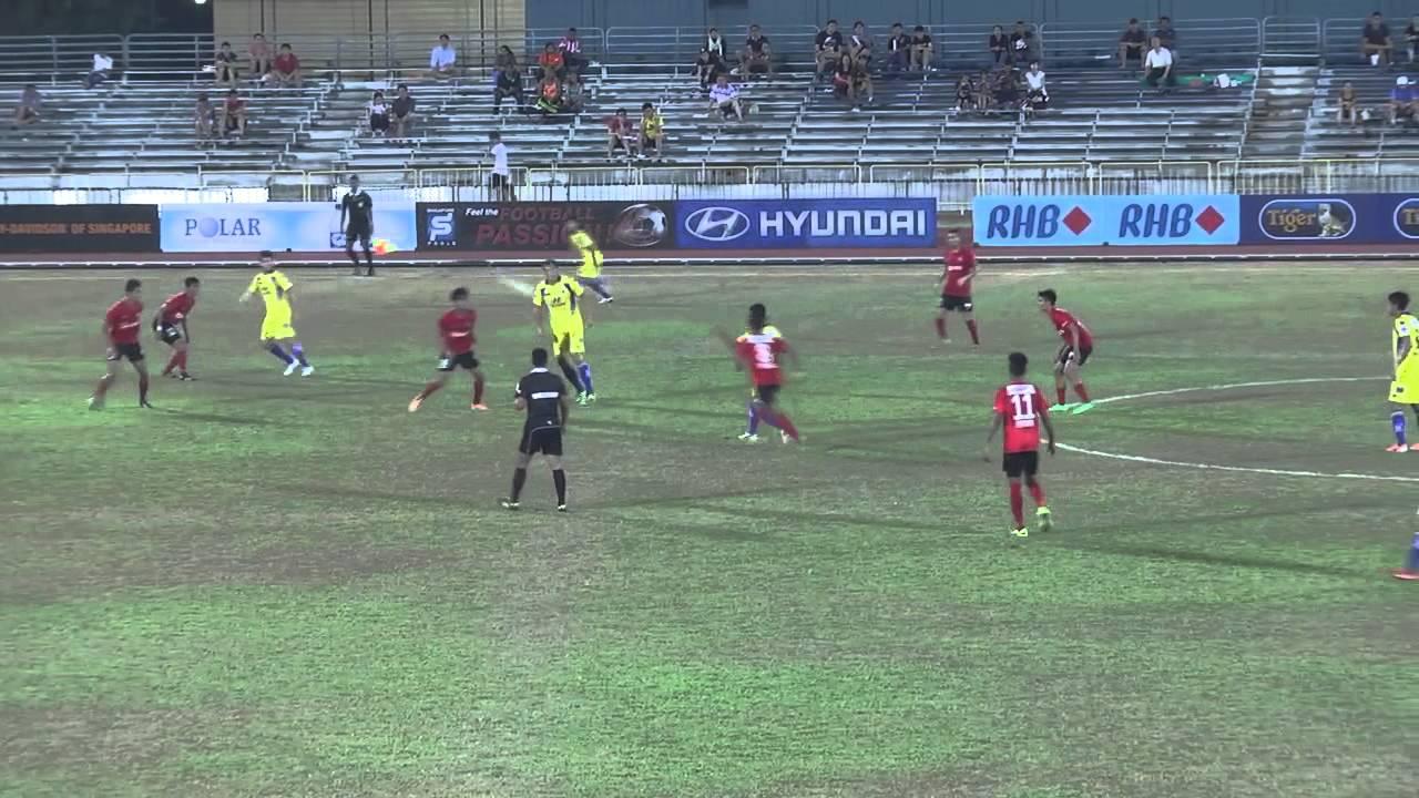сингапур с-лига турнирная таблица