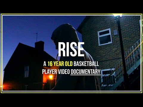 RISE (Basketball Documentary 2017) - A Week in the Life of A High School Basketball Player