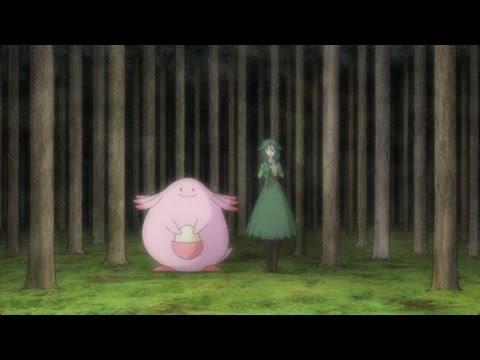 Pokemon Generations 10 - Starý zámok