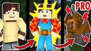 Nếu Gumball Có Một Ngày Làm Thợ Xây Trong Minecraft