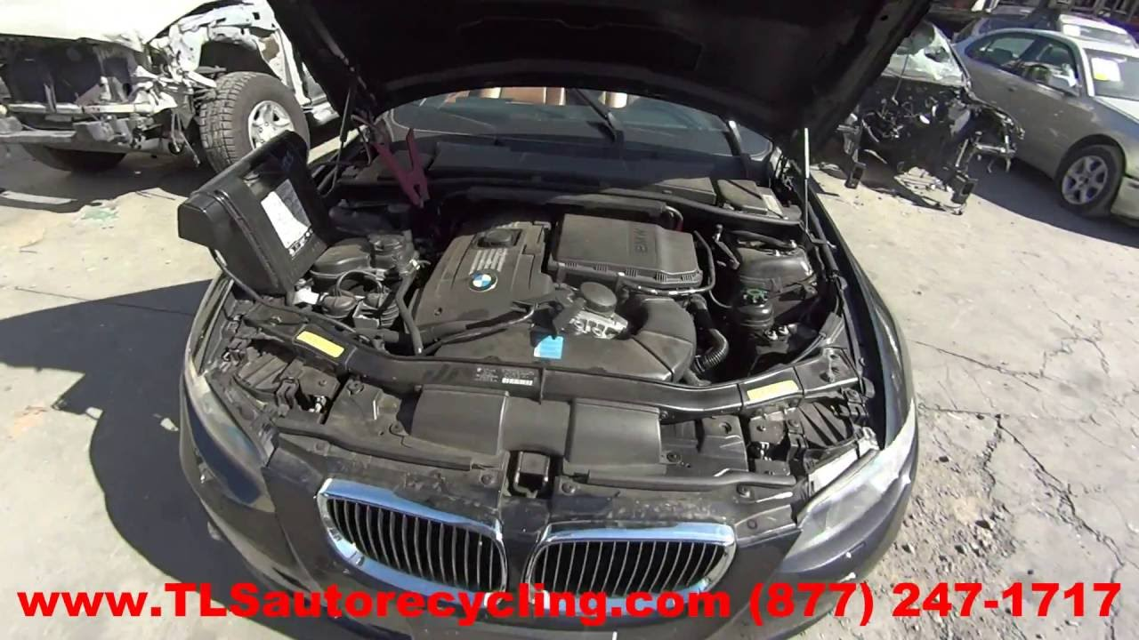 Parting Out BMW I Stock RD TLS Auto Recycling - 2008 bmw 335i performance