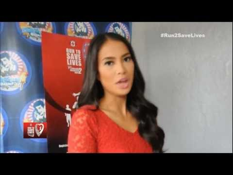 Miss Universe 1969 Gloria Diaz' Daughter, Isabelle Daza, Endorses MVR